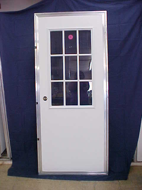 Mobile Doors Determine If The Desired Mobile Home Door Is The Standard Door That Swings