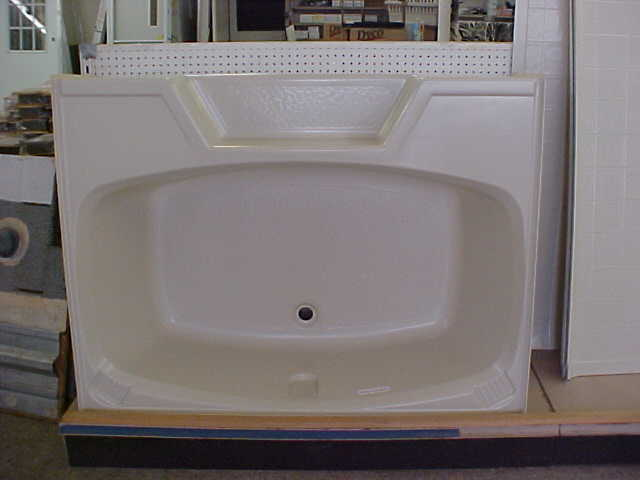 Mobile home bath tub mobile home parts manufactured home for Bathtubs for manufactured homes